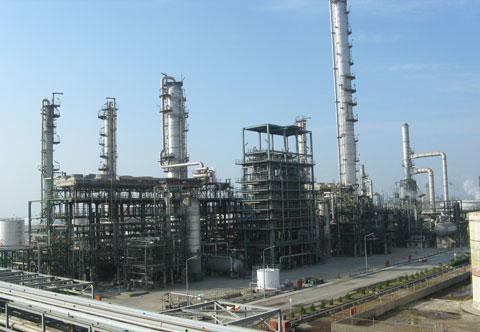 ETHANE / PROPANE RECOVERY PLANT